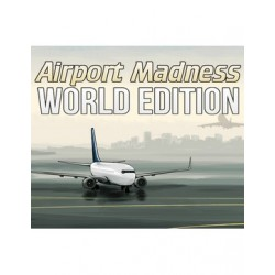 Airport Madness : World Edition (Windows, Mac)