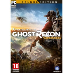 Tom Clancy's Ghost Recon Wildlands Digital Deluxe Edition