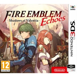 Nintendo Fire Emblem Echoes: Shadows of Valentia