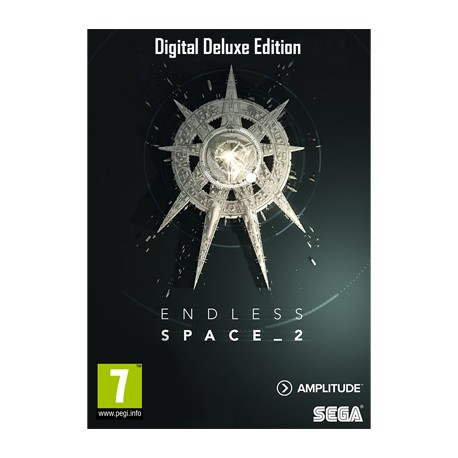 Endless Space 2 Digital Deluxe Edition