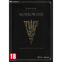 The Elder Scrolls Online: Morrowind Digital Collectors Edition