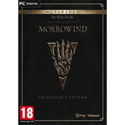 The Elder Scrolls Online: Morrowind Upgrade to Collectors Edition