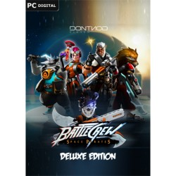 BATTLECREW Space Pirates Deluxe