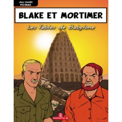Blake et Mortimer - Les tables de Babylone (Windows / Mac OS)