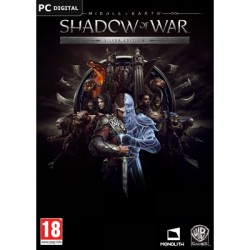 Middle Earth : Shadow of War Silver Edition