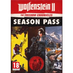 Wolfenstein II: The New Colossus Freedom Chronicles Season Pass