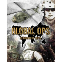 Global Ops : Commando Lybia (Windows)