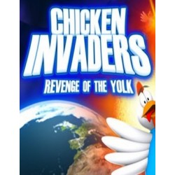 Chicken Invaders 3 - Revenge of the Yolk (PC/Mac)