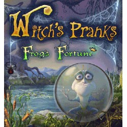 Witch's Pranks: Frog's Fortune (PC/Mac)