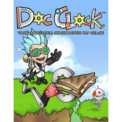 Doc Clock : The Toasted Sandwitch of Time (PC/Mac)