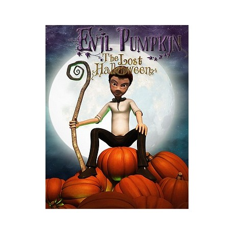 Evil Pumpkin : The Lost Halloween (PC/Mac)