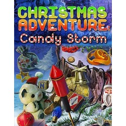 Christmas Adventure : Candy Storm