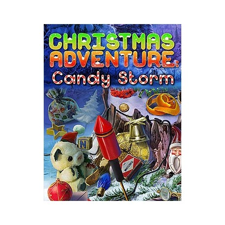 Christmas Adventure : Candy Storm (PC)